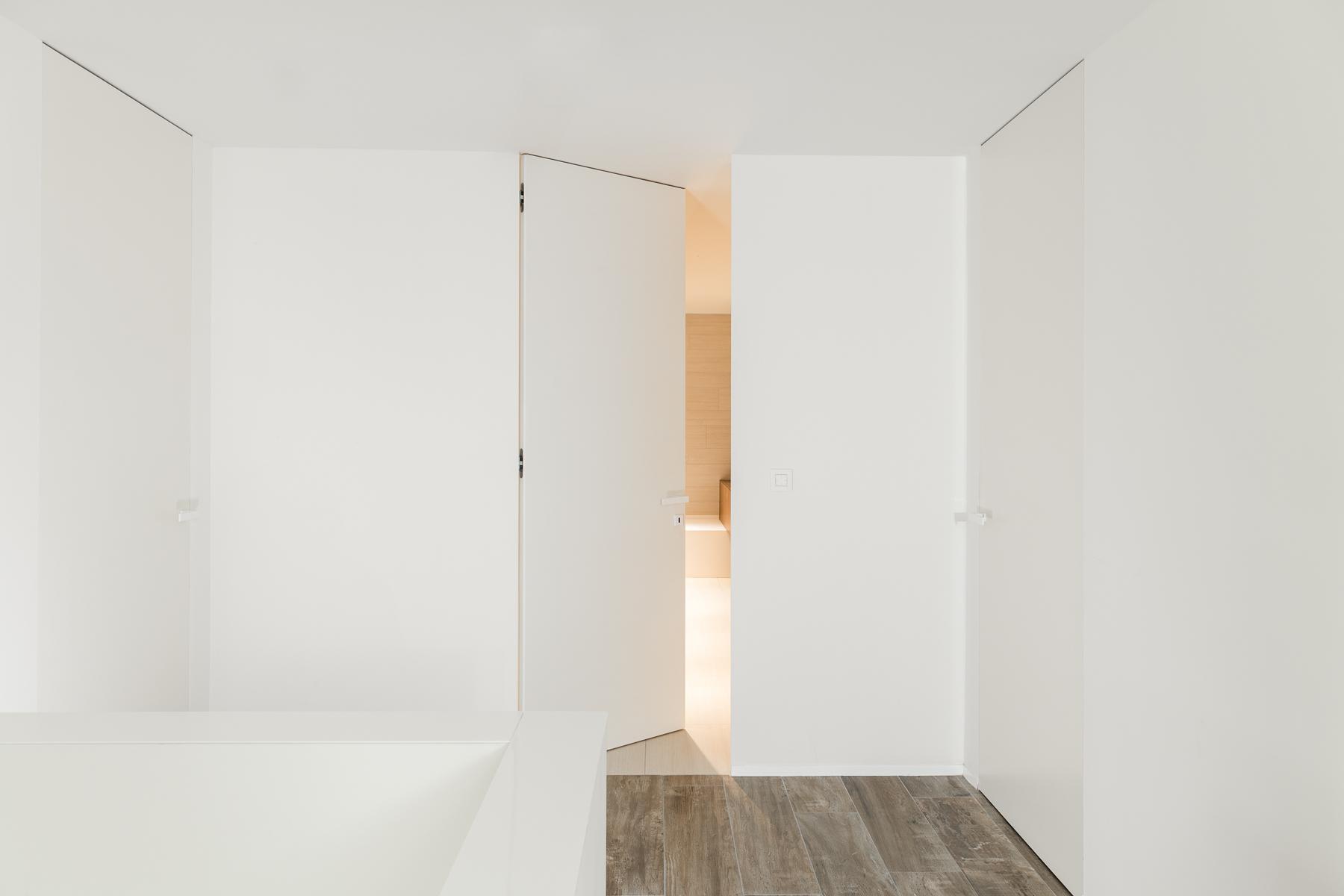 Moderne binnendeuren voor uw interieur decotrap