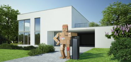 eSafe design pakketbrievenbus