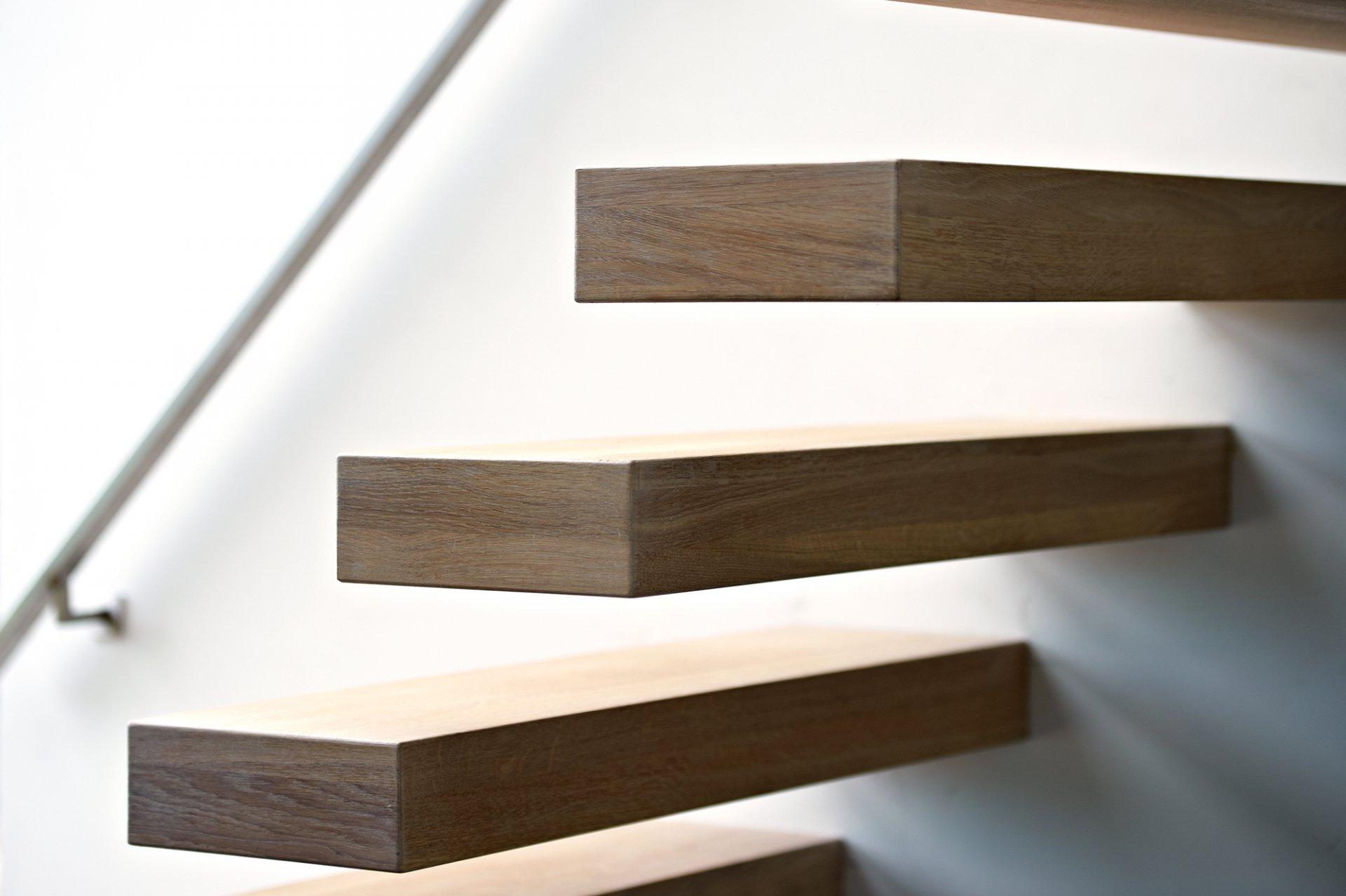 Prijs Zwevende Trap : Zwevende trap voor een open gevoel decotrap